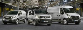 Opel-Opel bedrijfs wagens