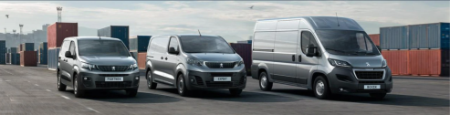 Peugeot-Peugeot bedrijfs wagens